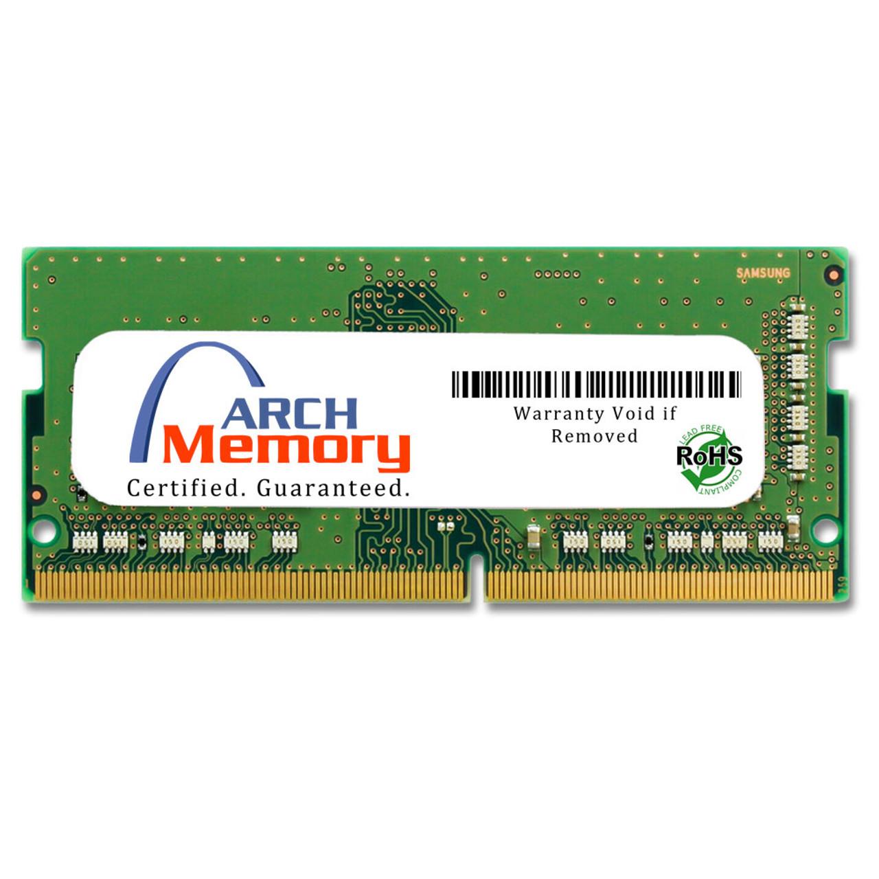 8GB 260-Pin DDR4-3200 PC4-25600 Sodimm (1Rx8) RAM | Arch Memory
