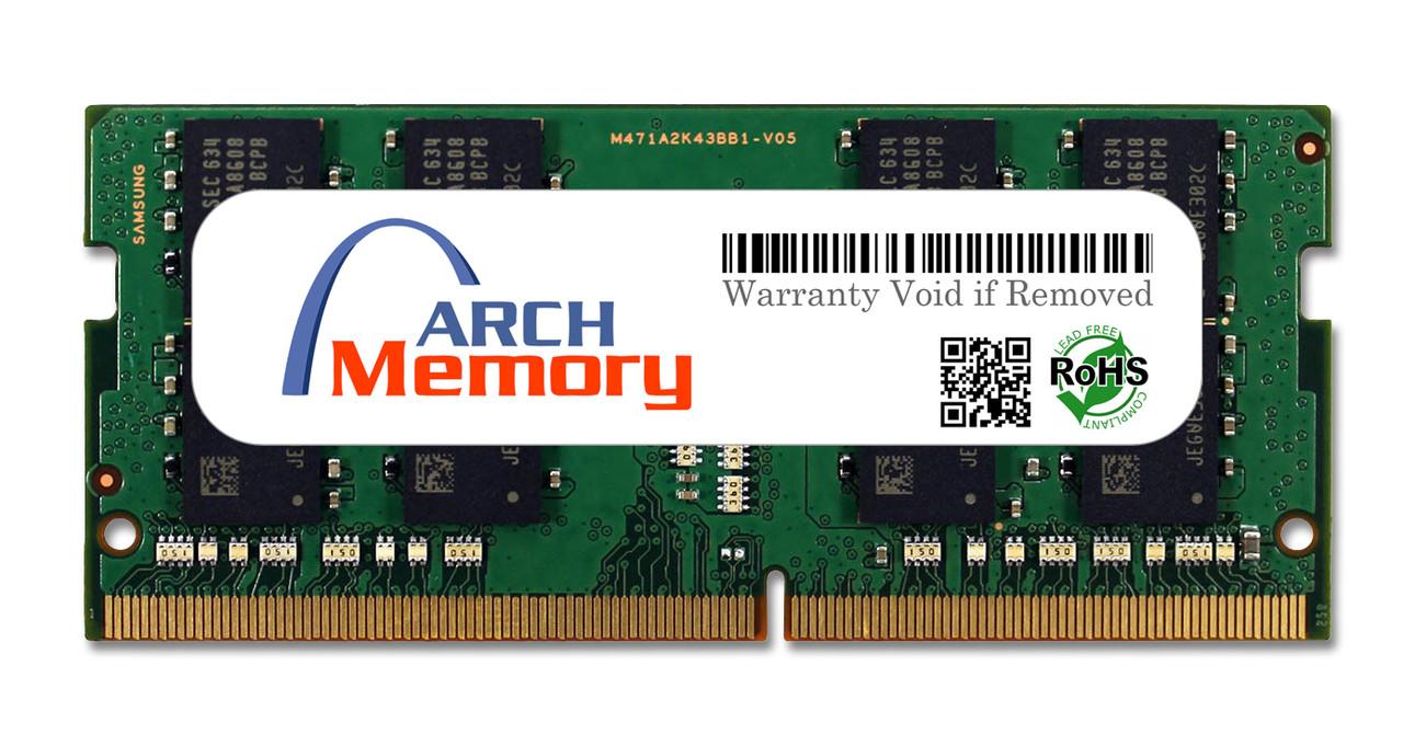 32GB 260-Pin DDR4-3200 PC4-25600 Sodimm (2Rx8) RAM | Arch Memory