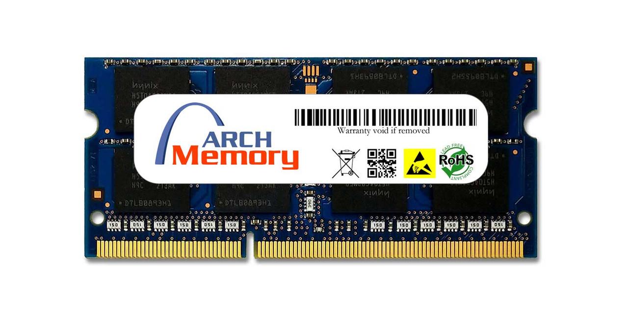 8GB 204-Pin DDR3L-1600 PC3L-12800 Sodimm RAM | Memory for TerraMaster