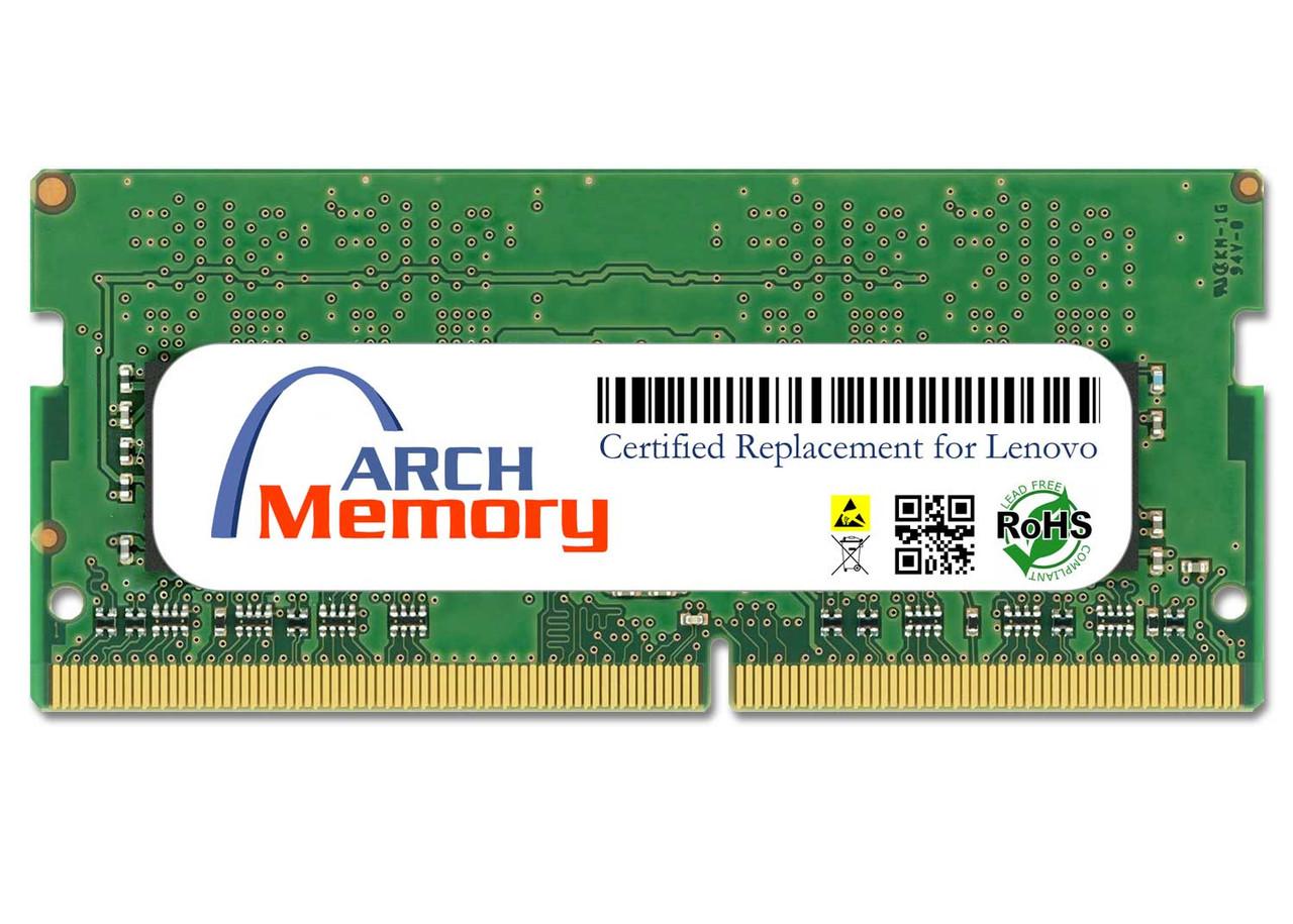 8GB 4X70Z90846 260-Pin DDR4-3200 PC4-25600 Sodimm RAM   Memory for Lenovo
