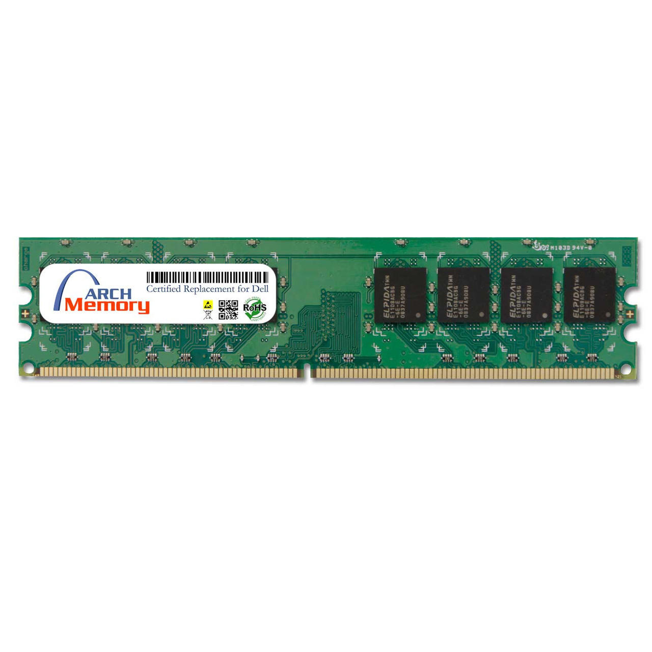 Certified for Dell Memory ddr2 ram