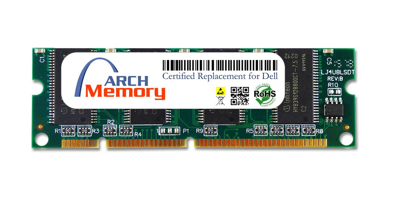 Certified for Dell printer 100 pin Memory