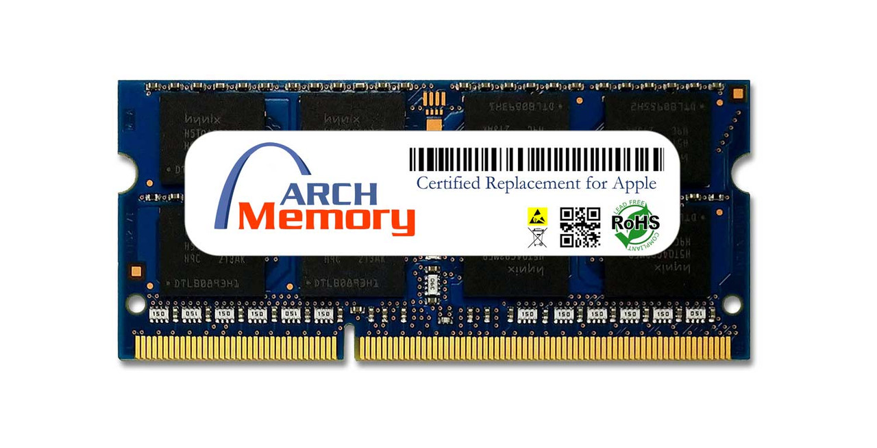 4GB MC207LL/A A1342 204-Pin DDR3 So-dimm for MacBook | Memory for Apple