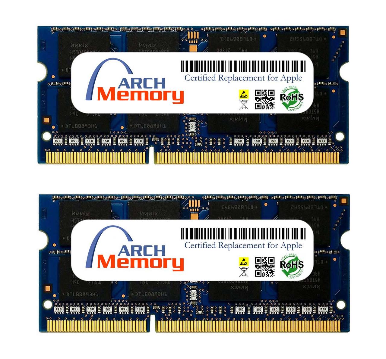 8GB MC016G/A (2 x 4GB) 204-Pin DDR3 So-dimm   Memory for Apple