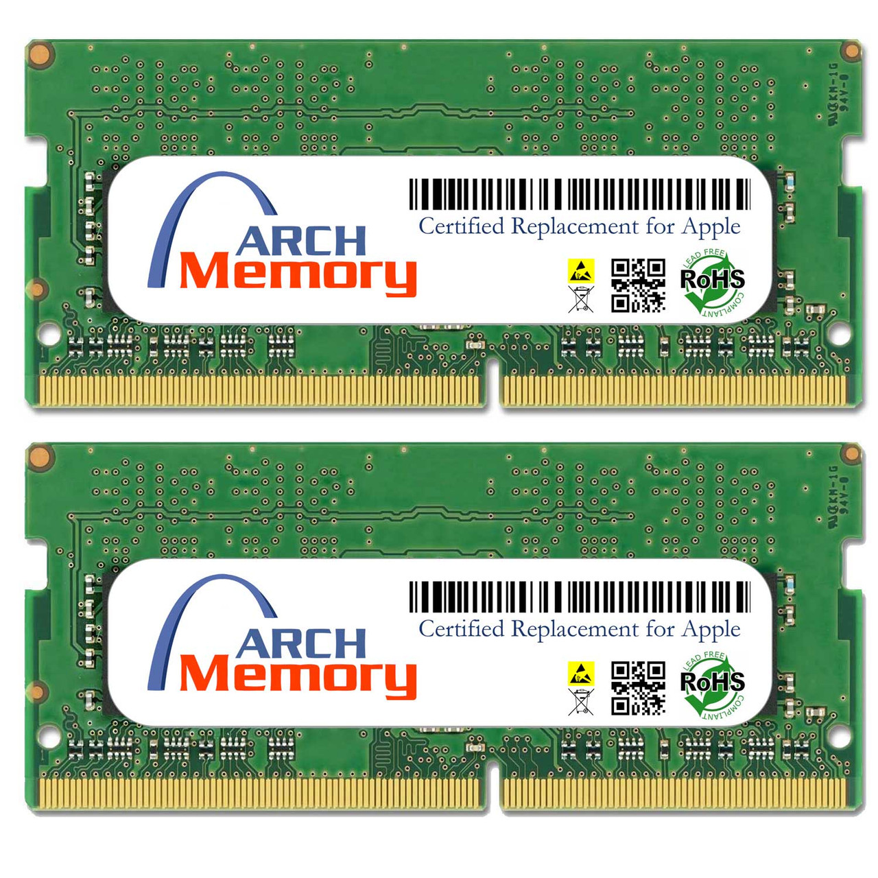 Certified for Apple Memory