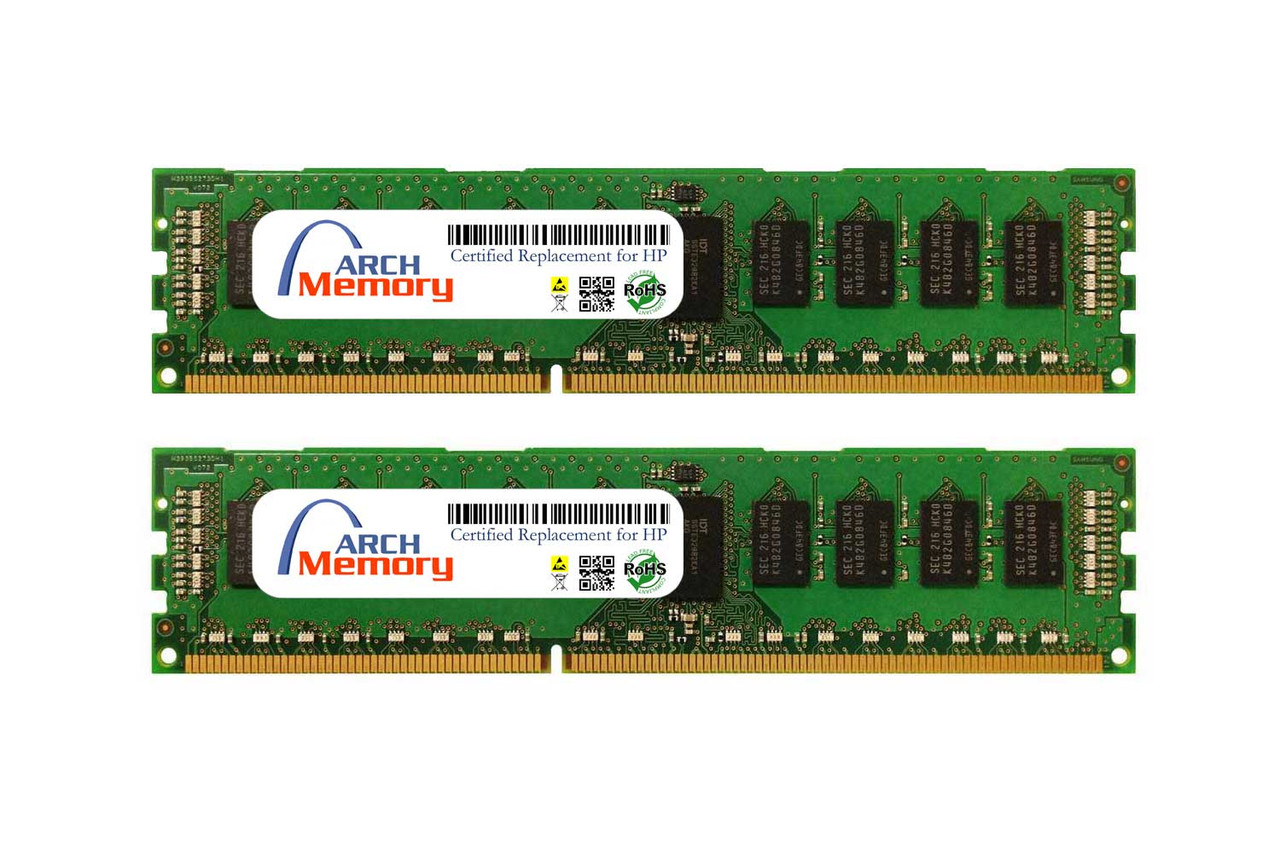 8GB AM230A (2 x 4GB) 240-Pin DDR3 ECC RDIMM RAM | Memory for HP