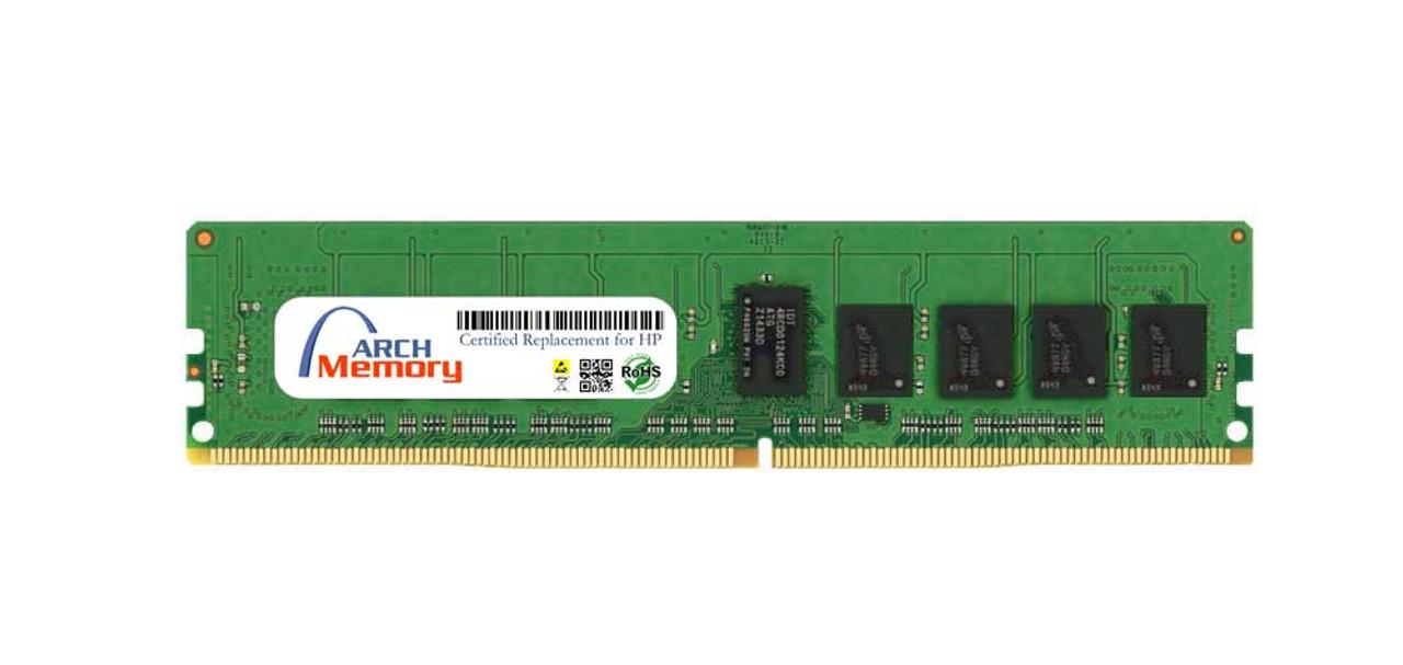 4GB J9P81AA 288-Pin DDR4 ECC RDIMM RAM | Memory for HP