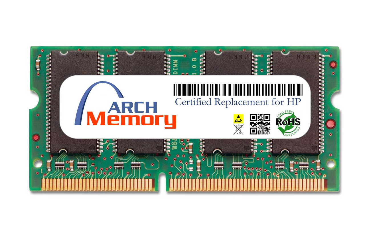 512MB Q7723A 512MB 200-Pin DDR Sodimm RAM | Memory for HP