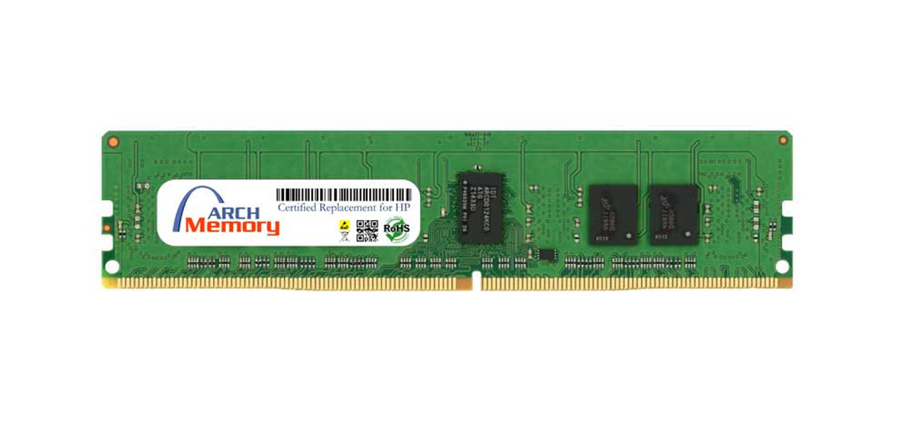 8GB T9V39AA 288-Pin DDR4 ECC RDIMM RAM | Memory for HP