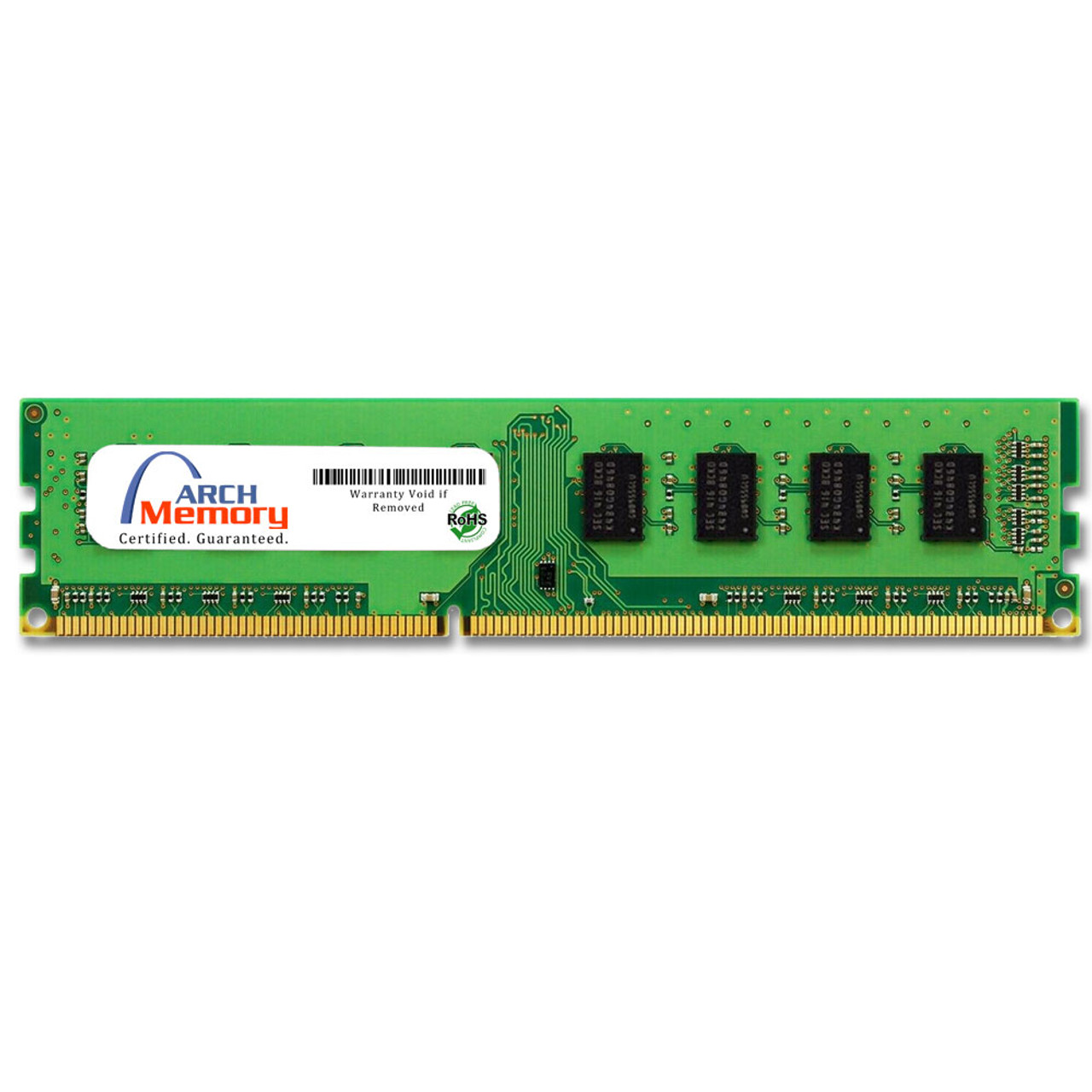 4GB 240-Pin DDR3-1333 PC3-10600 UDIMM (2Rx8) RAM | Arch Memory