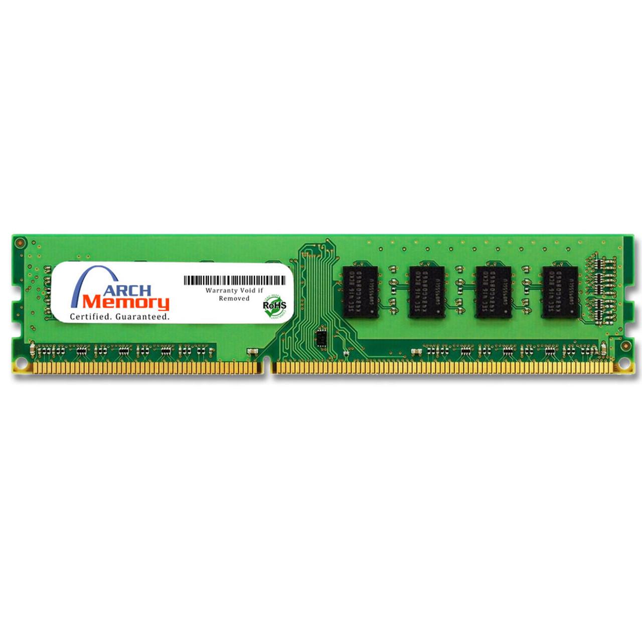 4GB 240-Pin DDR3-1600 PC3-12800 UDIMM RAM