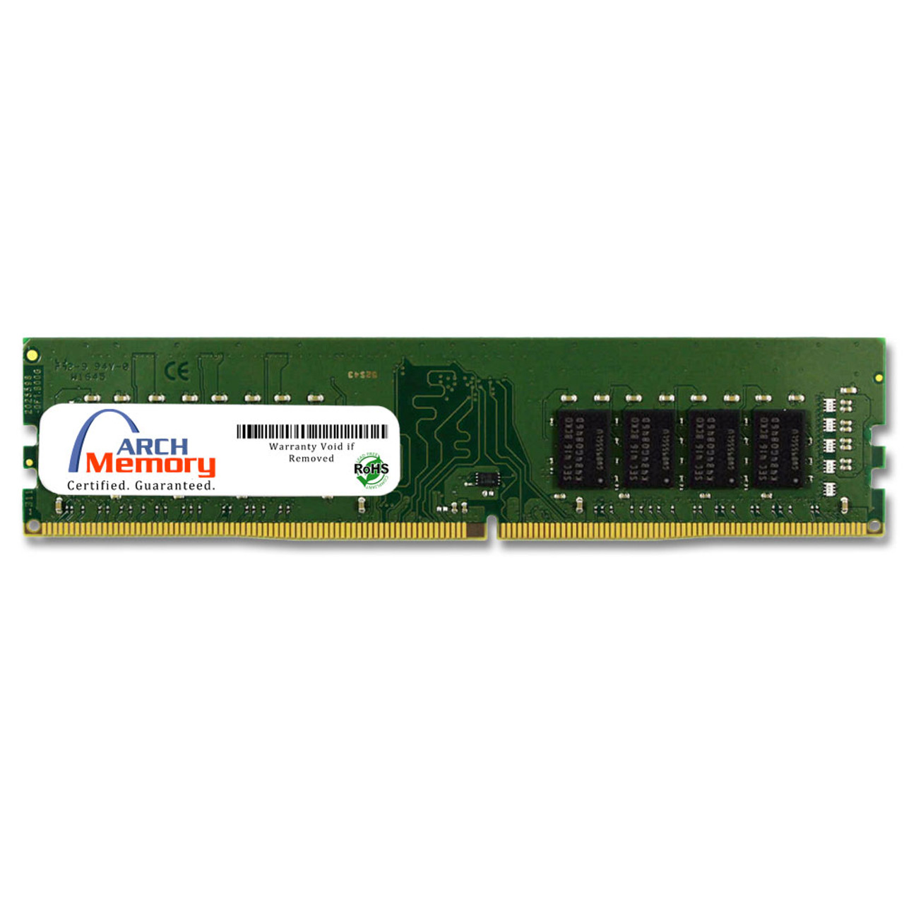 16GB DDR4-2400 PC4-19200 288 Pin Desktop RAM Memory
