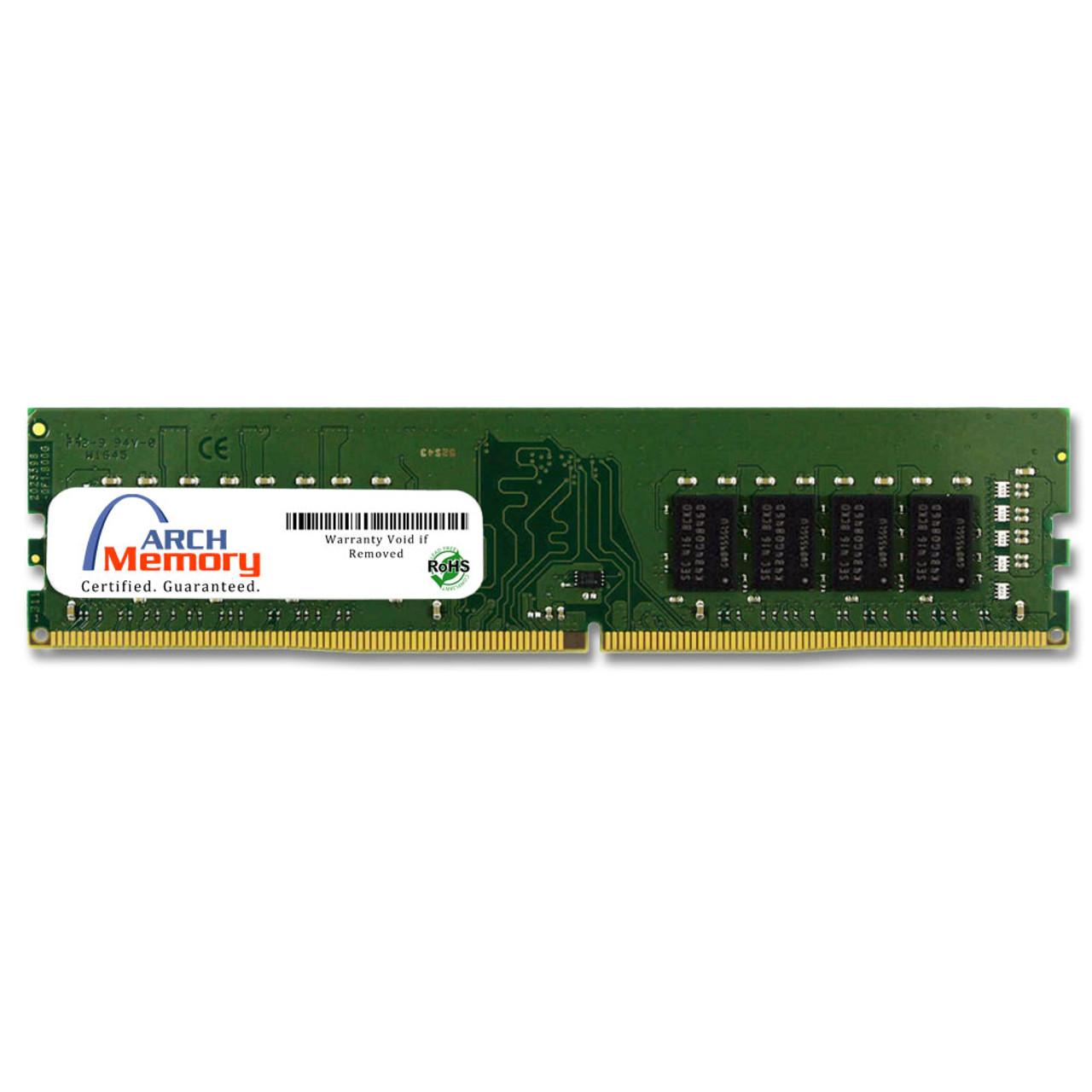 16GB DDR4-2400 PC4-19200 288 Pin Desktop RAM Memory