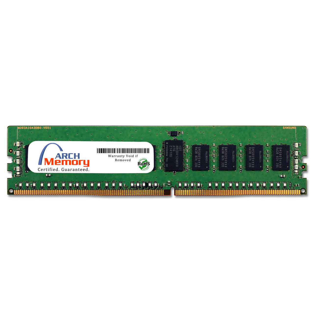 16GB DDR4-2400 PC4-19200 288Pin ECC Registered Server RAM