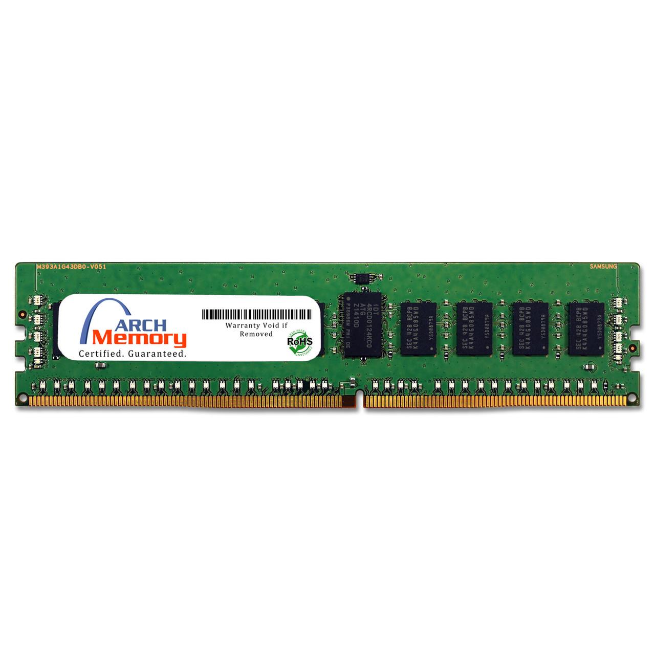 16GB 288-Pin DDR4-2666 PC4-21300 ECC RDIMM Server RAM