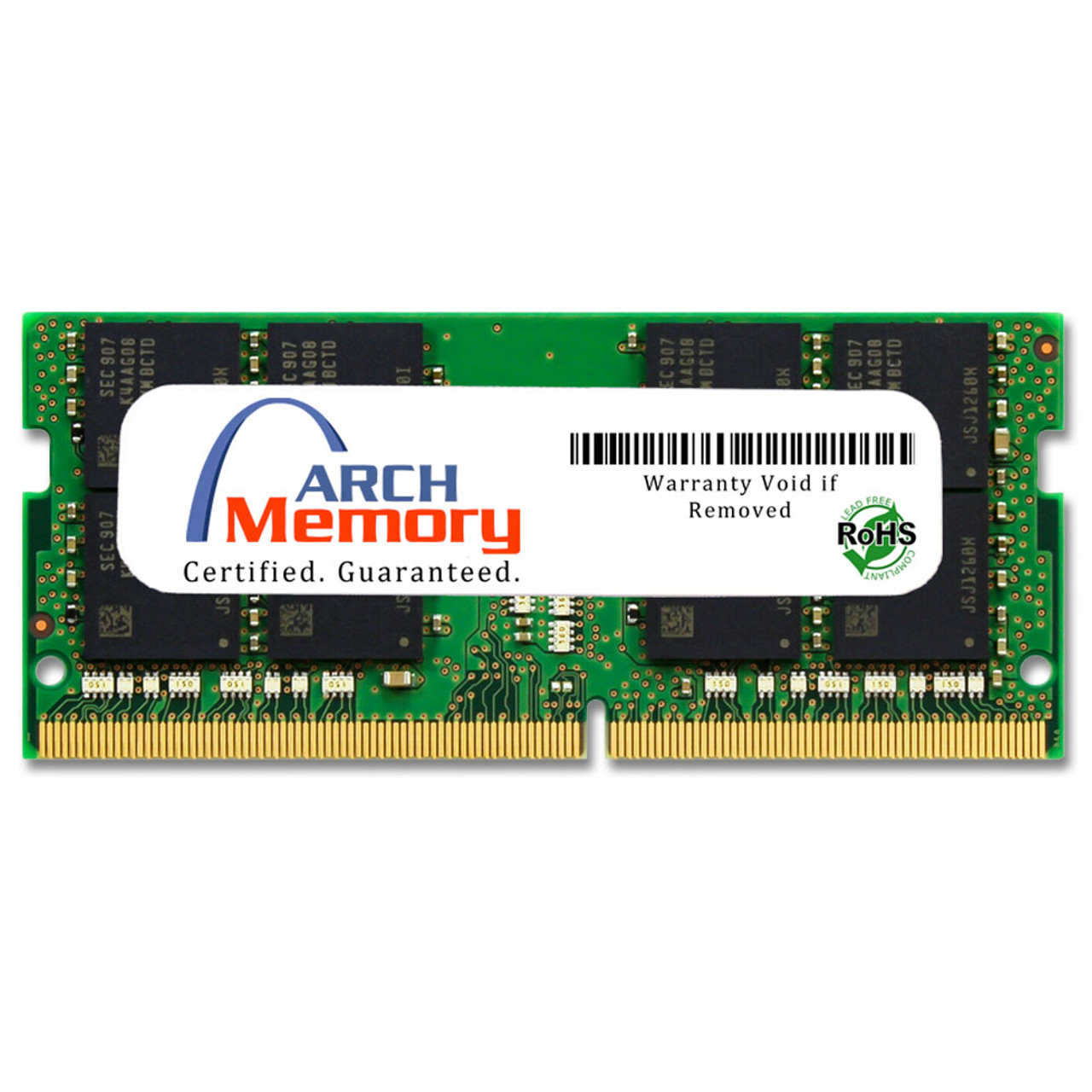 16GB 260-Pin DDR4-2666 PC4-21300 Sodimm RAM