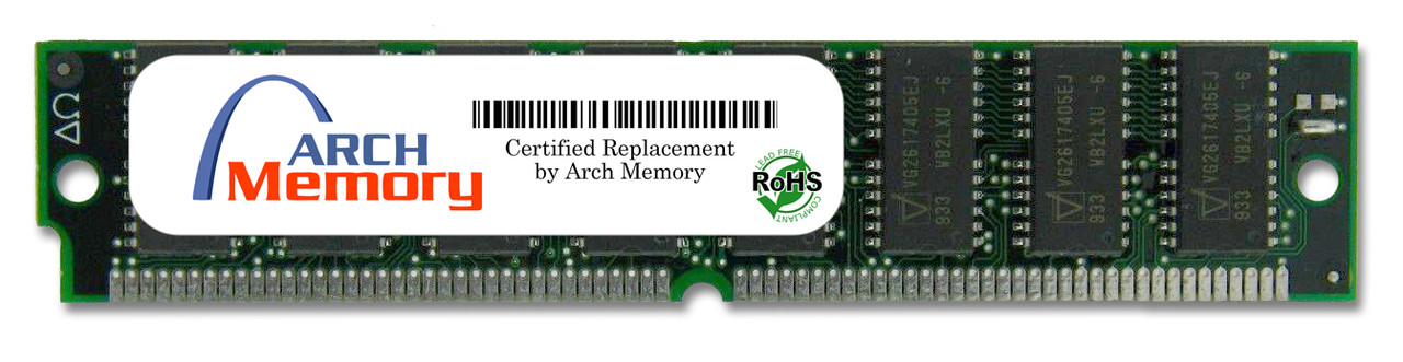 32MB 72-Pin SIMM 8x32 60NS 5v EDO 2K RAM