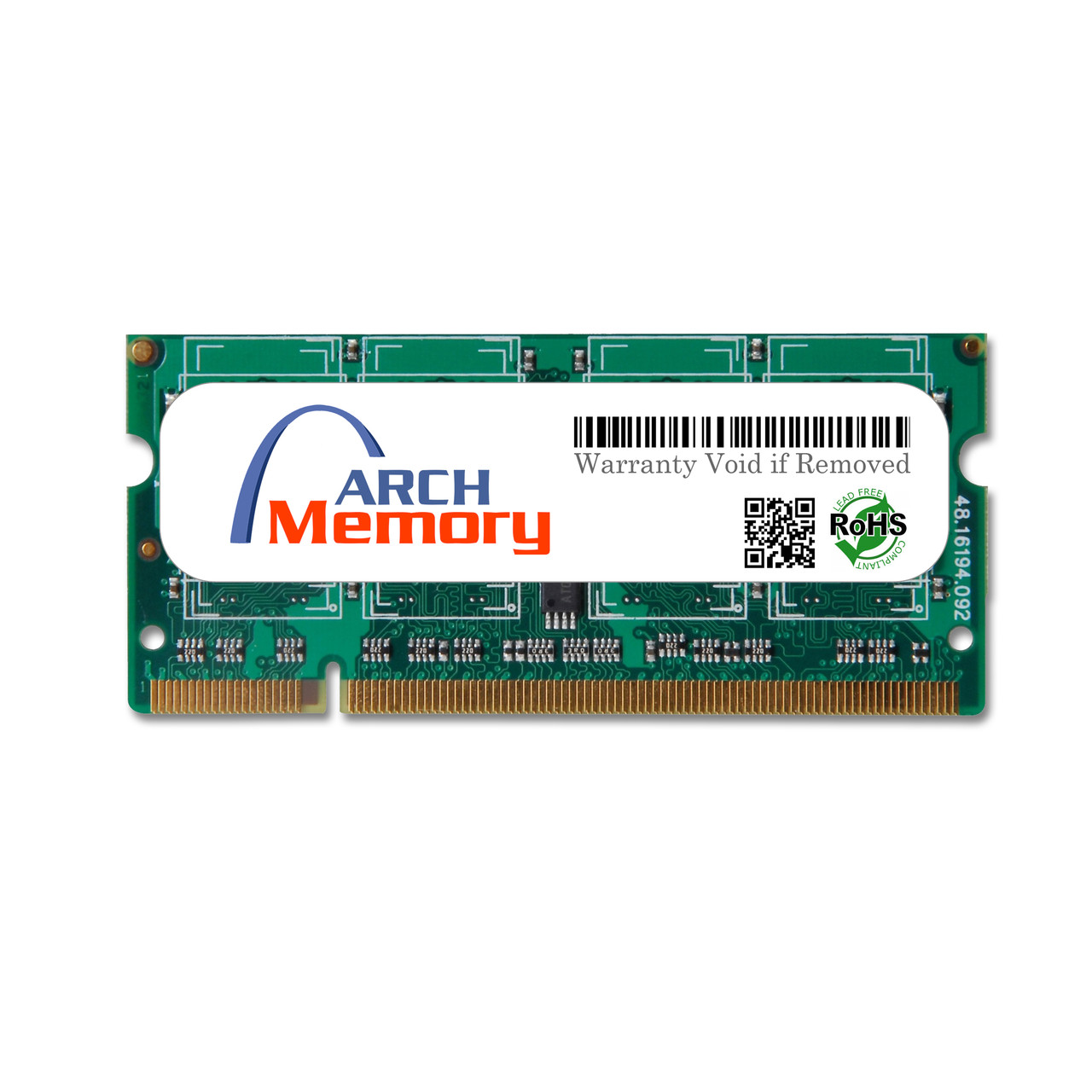 1GB 200-Pin DDR-333 PC2700 Sodimm (2Rx8) RAM | Arch Memory