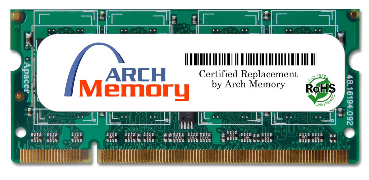 1GB 200-Pin DDR2-667 PC2-5300 Sodimm (1Rx8) RAM | Arch Memory
