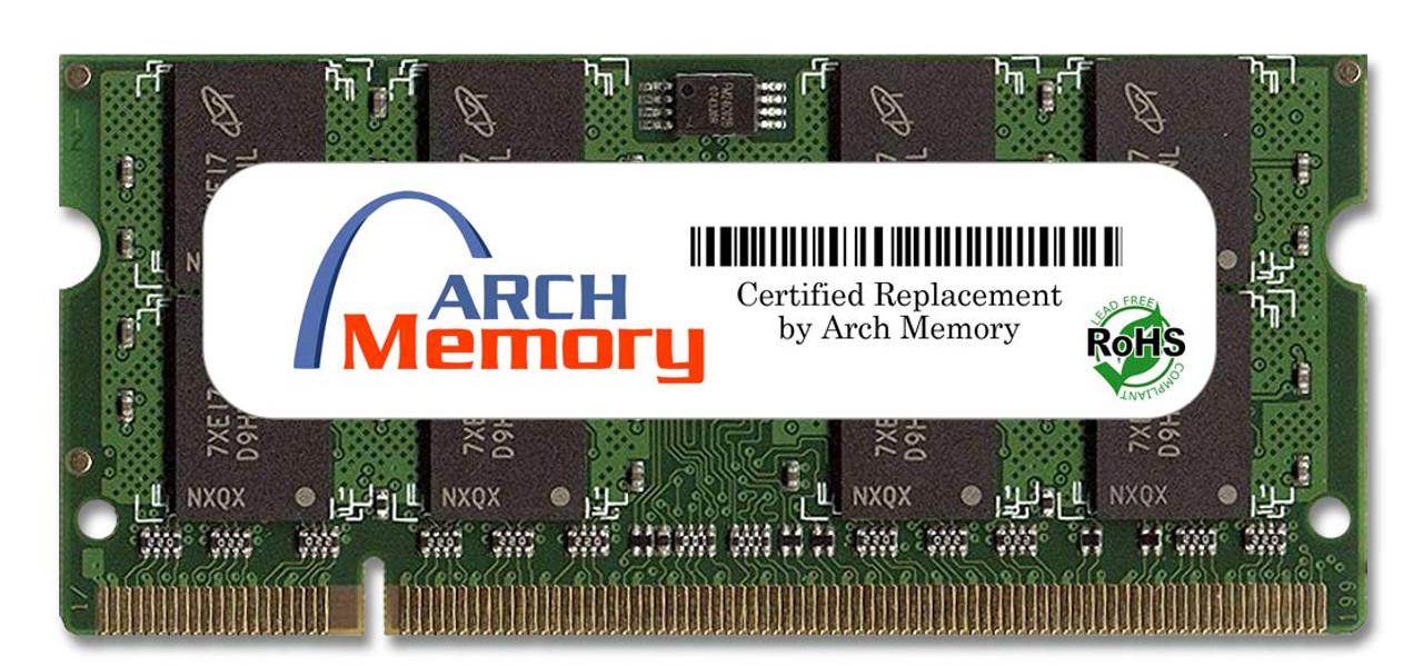 4GB 200-Pin DDR2-667 PC2-5300 Sodimm RAM