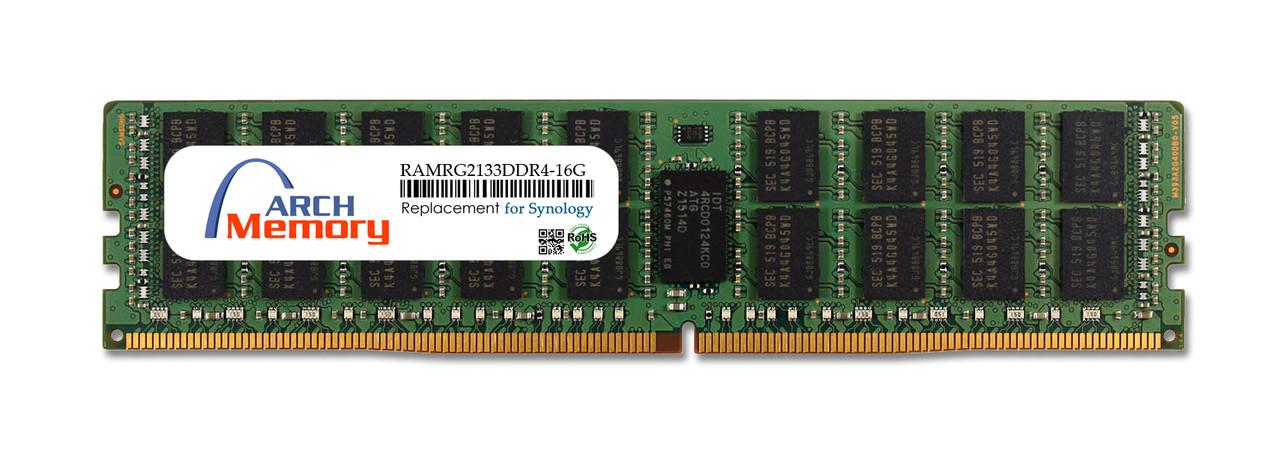 16GB RAMRG2133DDR4-16G 288-Pin DDR4-2133 PC4-17000 ECC RDIMM RAM | Memory for Synology