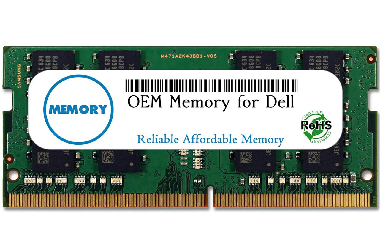 16GB SNPCRXJ6C/16G AA075845 260-Pin DDR4-2666 PC4-21300 Sodimm RAM | OEM Memory for Dell