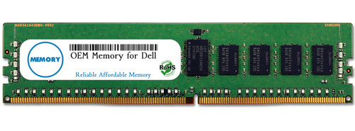 16GB 288-Pin DDR4-2400 PC4-19200 ECC RDIMM RAM | OEM Memory for Dell