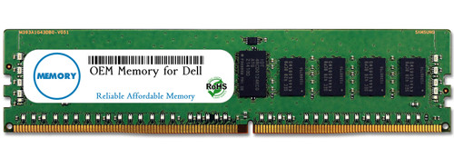 16GB SNPDFK3YC/16G AA138422 288-Pin DDR4-2666 PC4-21300 ECC RDIMM RAM | OEM Memory for Dell