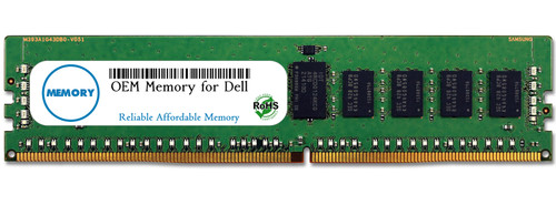 8GB SNP888JGC/8G A8711886 288-Pin DDR4-2400 PC4-19200 ECC RDIMM RAM | OEM Memory for Dell