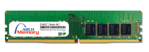 8GB D4EC-2666-8G DDR4-2666 PC4-21300 288-Pin ECC UDIMM RAM | Memory for Synology