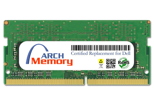 8GB SNP6VDX7C/8G AA937595 260-Pin DDR4 Sodimm | Memory for Dell