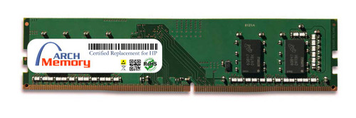 4GB 3TK85AT 288-Pin DDR4 2666MHz UDIMM RAM   Memory for HP