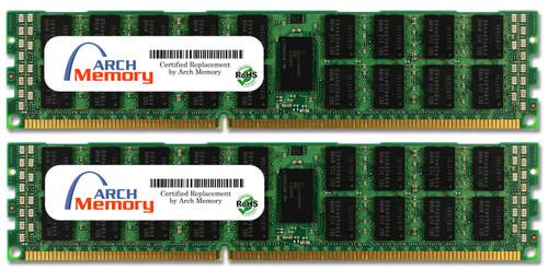 Cisco UCS-MR-2X164RX-D 32 GB (2 x 16 GB) 240-Pin DDR3 1333 MHz RDIMM RAM