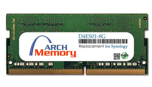 8GB D4ES01-8G DDR4-2666 PC4-21300 260-Pin ECC Sodimm RAM | Memory for Synology