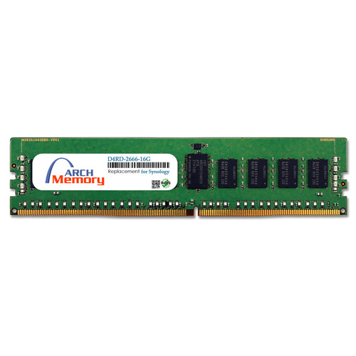 16GB D4RD-2666-16G 288-Pin DDR4-2666 PC4-21300 RDIMM RAM | Memory for Synology