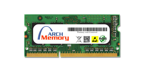4GB 204-Pin DDR3L-1600 PC3L-12800 So-dimm RAM for Western Digital My Cloud PR4100 | Arch Memory
