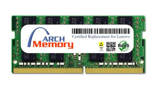 16GB 4X71B07147 260-Pin DDR4-2933 PC4-23400 ECC Sodimm RAM | Memory for Lenovo