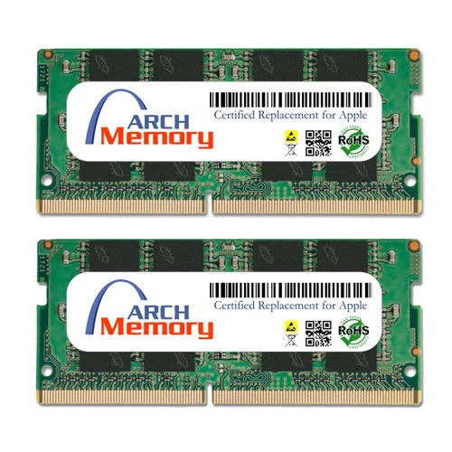 64GB Kit MUQQ2G/A (2 x 32GB) 260-Pin DDR4 So-dimm RAM | Memory for Apple