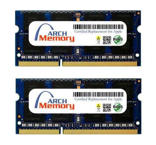 8GB MD019G/A (2 x 4GB) 204-Pin DDR3-1333 PC3-10600 So-dimm   Memory for Apple