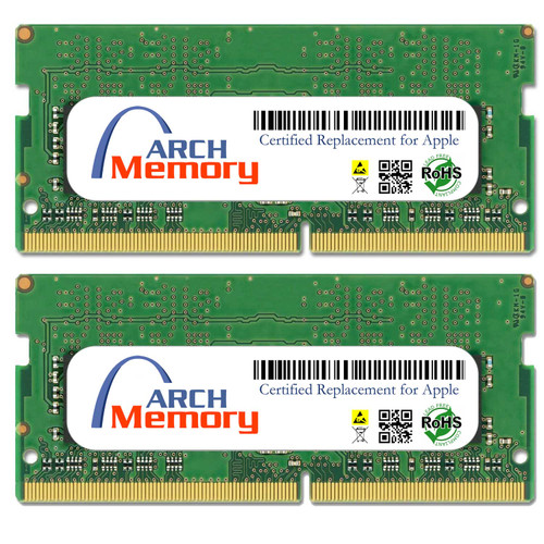 16GB Kit MUQN2G/A (2 x 8GB) 260-Pin DDR4 So-dimm RAM | Memory for Apple