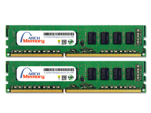 8GB A2H31AV (2 x 4GB) 240-Pin DDR3 ECC UDIMM RAM   Memory for HP