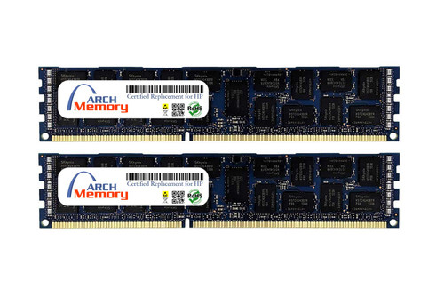16GB AT109A (2 x 8GB) 240-Pin DDR3 ECC RDIMM RAM | Memory for HP