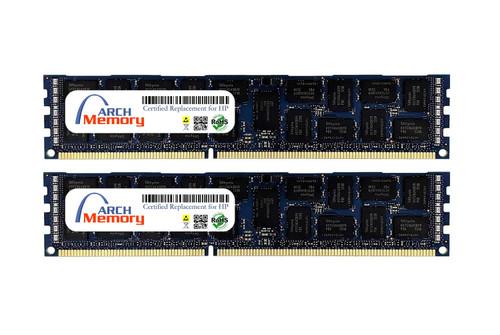 16GB AT109A (2 x 8GB) 240-Pin DDR3 ECC RDIMM RAM | Memory for HP