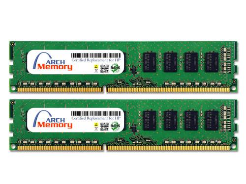 8GB A2H33AV (2 x 8GB) 240-Pin DDR3 ECC UDIMM RAM | Memory for HP