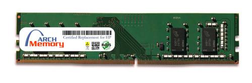 8GB T0E51AA 288-Pin DDR4 UDIMM RAM | Memory for HP
