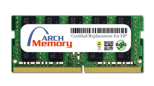 8GB T0H92AA 260-Pin DDR4 ECC Sodimm RAM | Memory for HP
