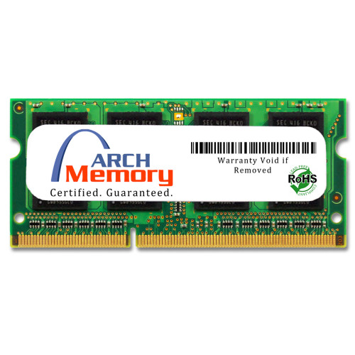 4GB 204-Pin DDR3-1333 PC3-10600 Sodimm (2Rx8) RAM | Arch Memory