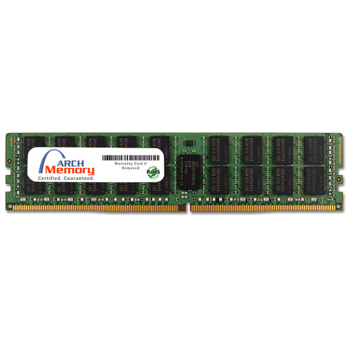 16GB DDR4-2133 PC4-17000 ECC Registered Dual Rank Ram