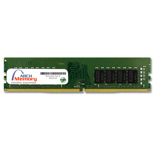 16GB DDR4-2133 PC4-17000 288 Pin Non-ECC Unbuffered RAM Memory