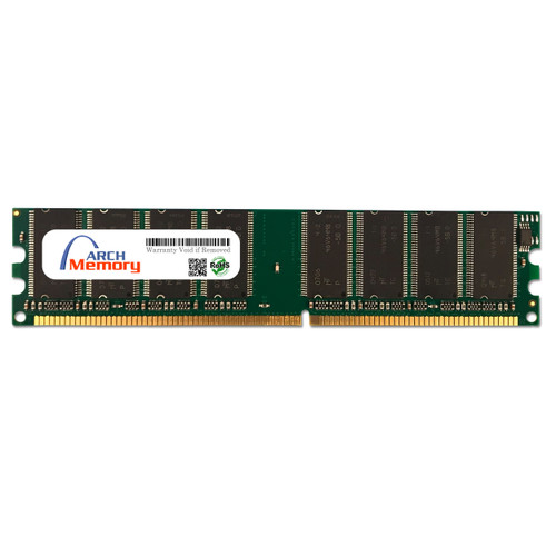 1GB 184-Pin DDR-400 PC3200 UDIMM (2Rx8) RAM | Arch Memory